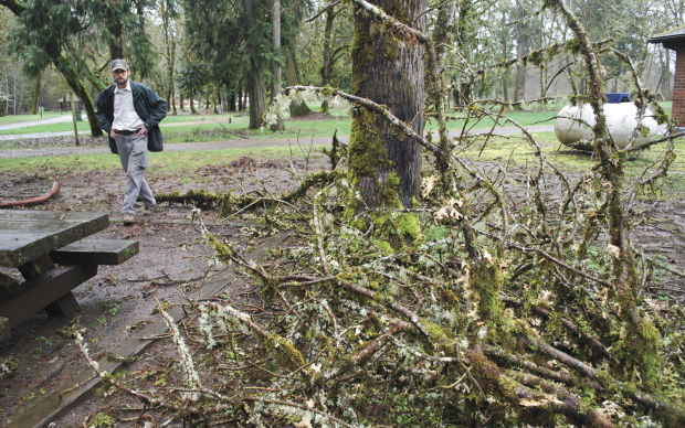 Linn County Parks Plans March 15 Cleanup At Waterloo Campground