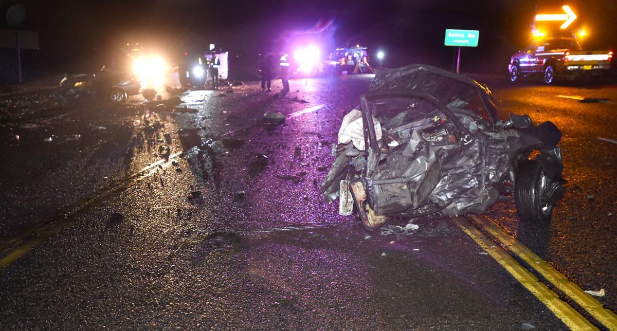 One dead in Hwy  34 crash | Local | democratherald com
