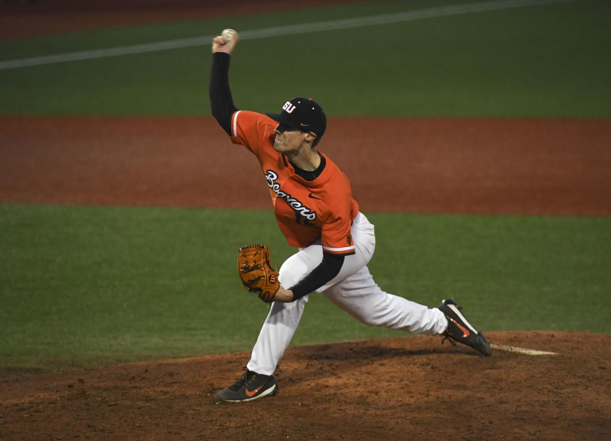 Oregon State vs. Portland Baseball