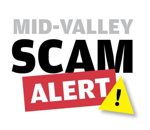 Mid-Valley Scam Alert Logo