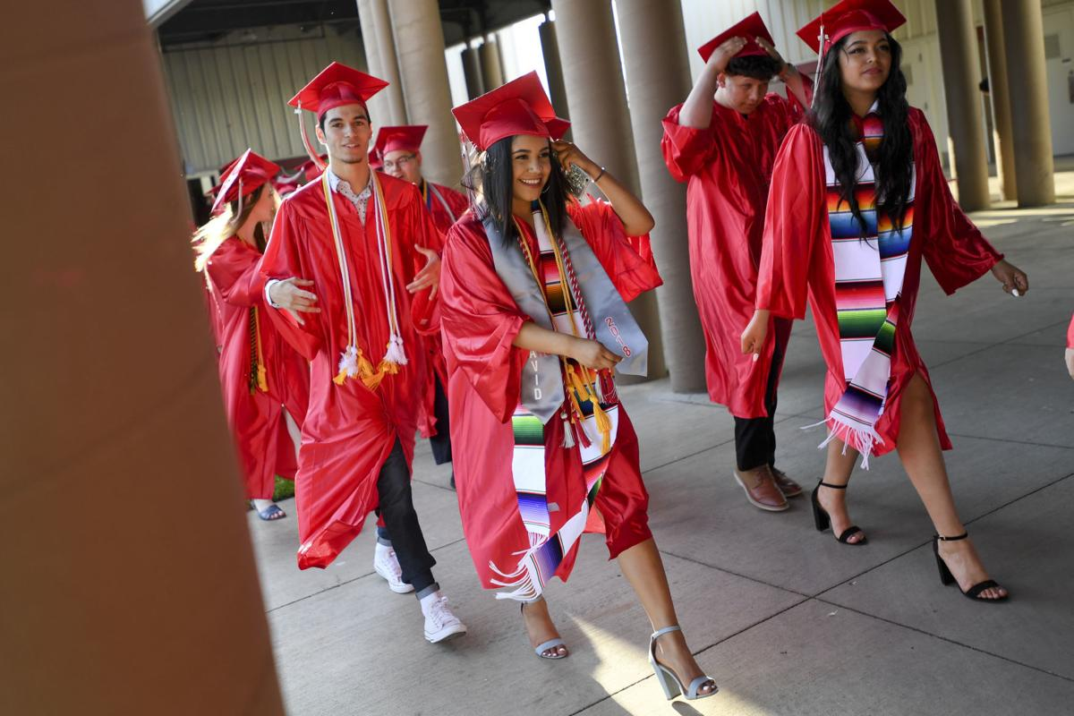 Graduation jubilation