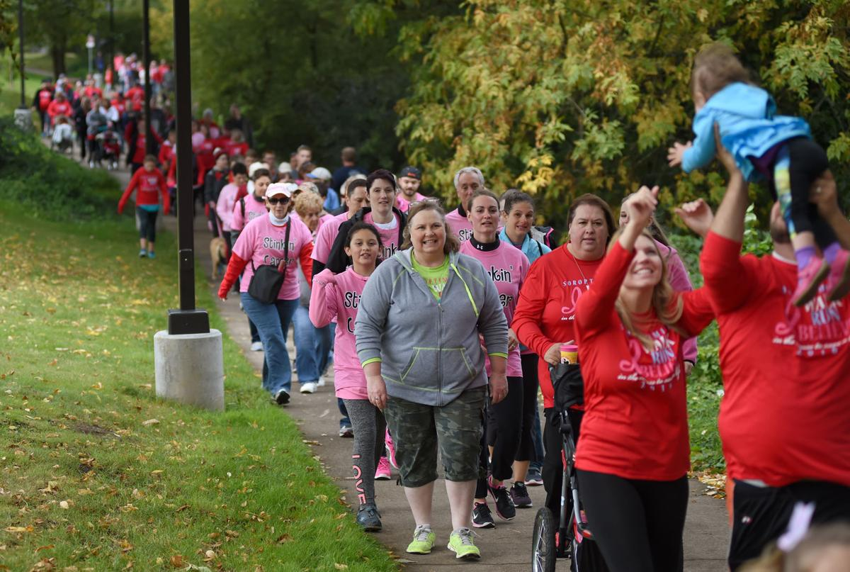 Walk For The Cause