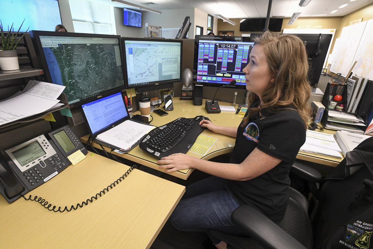 Forest Fire Command Center 01