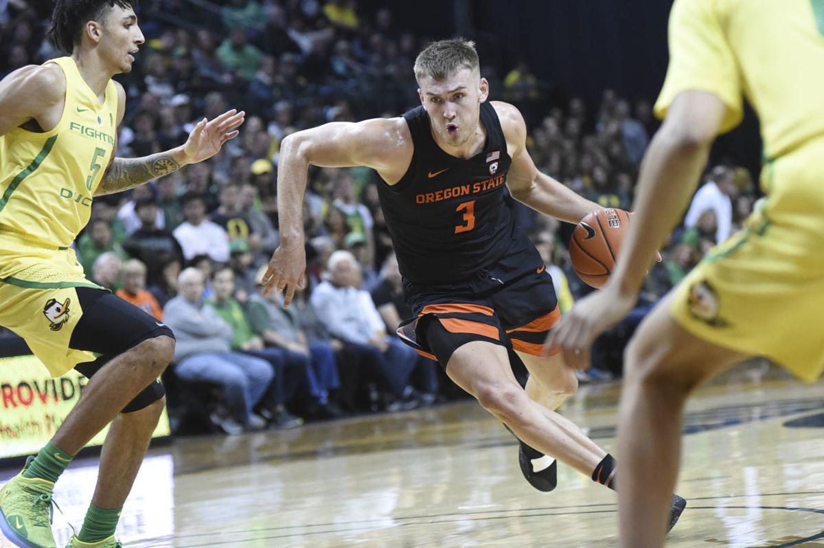 Oregon State vs. Texas A&M Men's Basketball