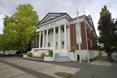 STOCK PIX Corvallis City Hall 10
