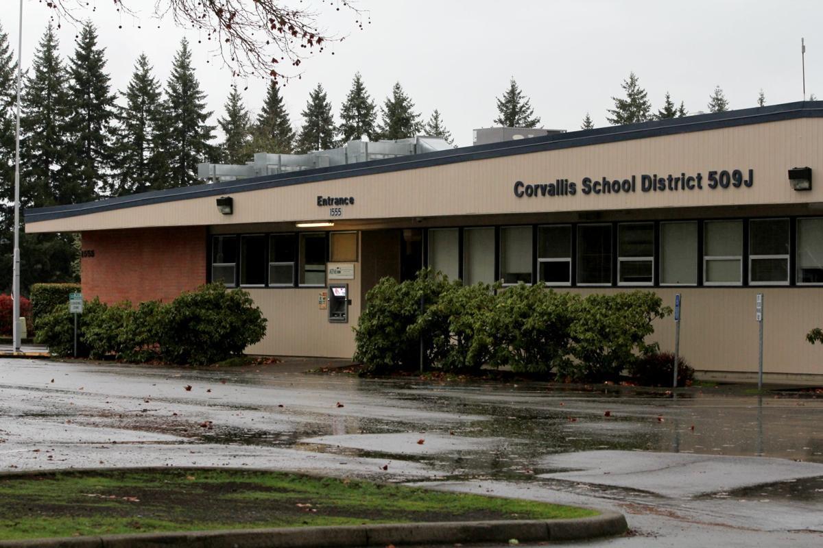 Corvallis School District Office 06