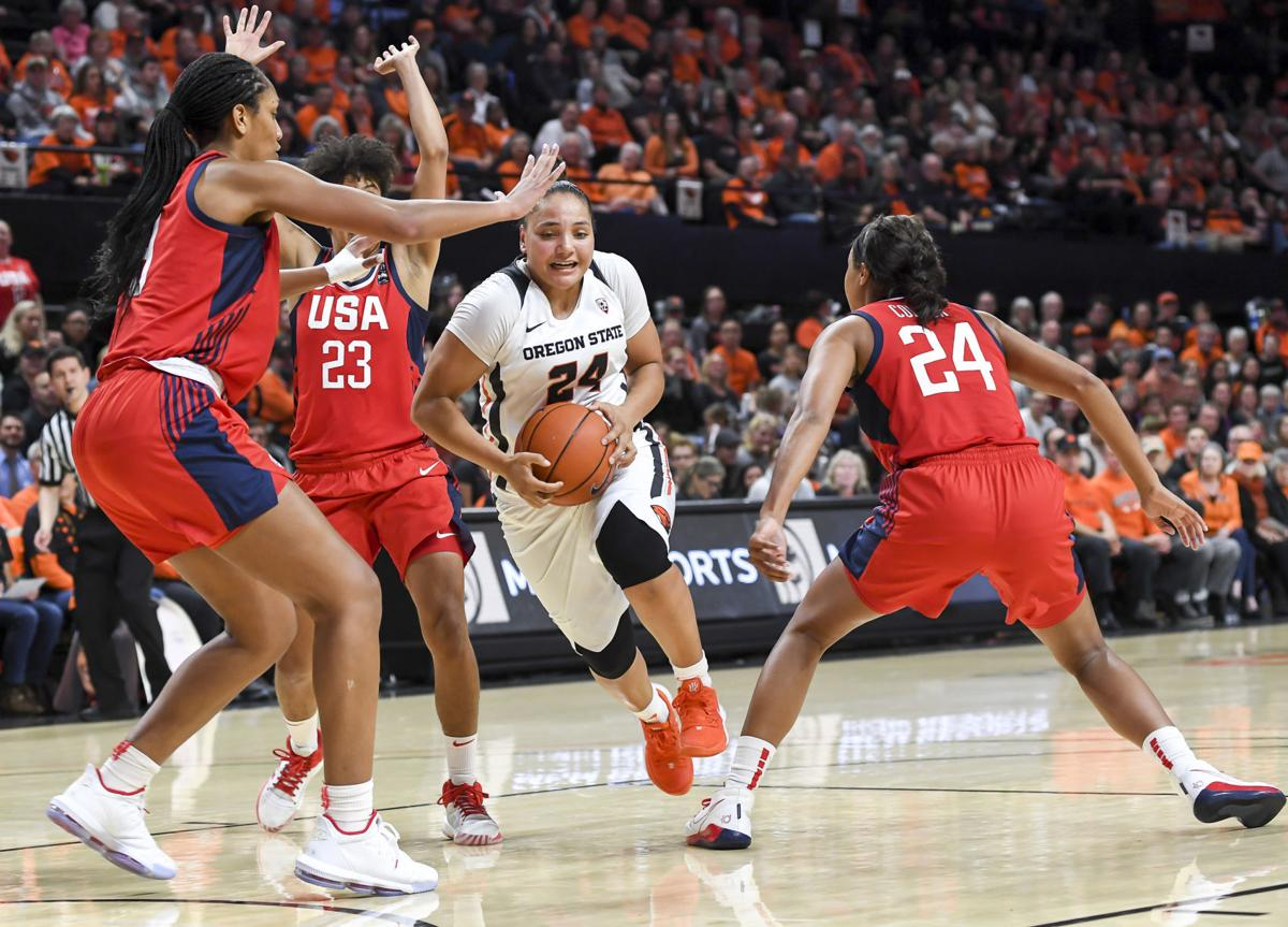 Gallery: OSU vs USA women's basketball 11