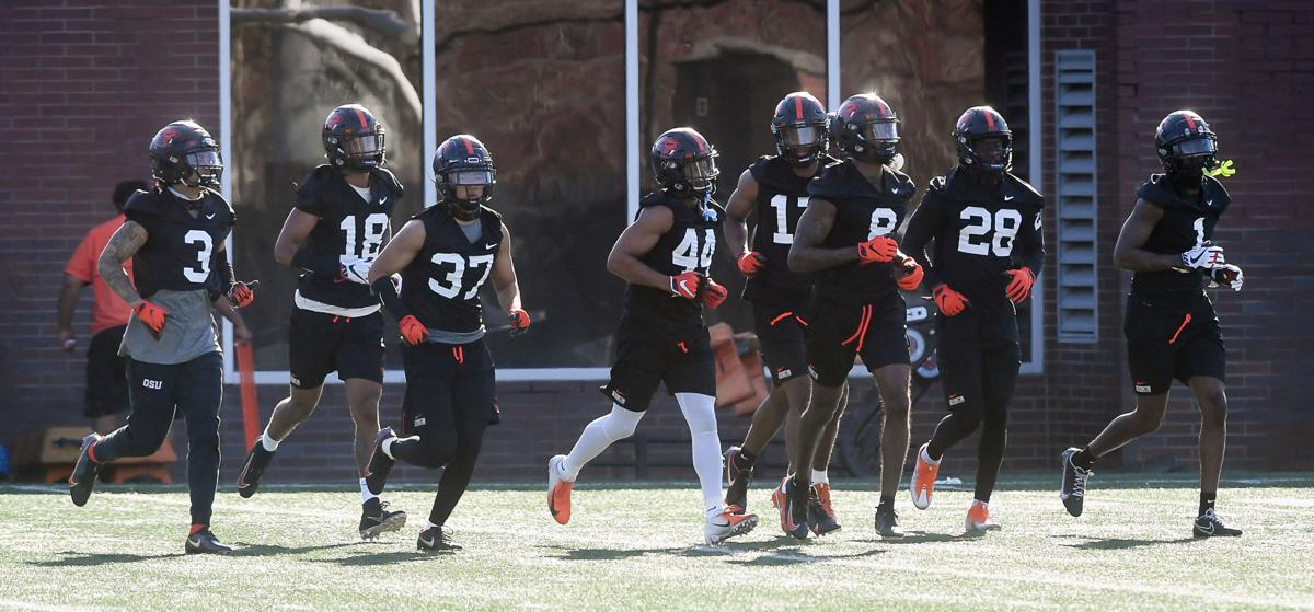 Gallery: Oregon State spring football practice 04