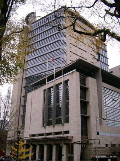 mark hatfield courthouse