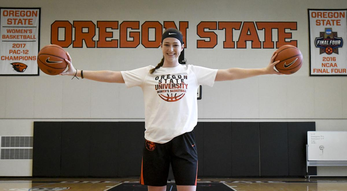 OSU women's basketball: Brown travels far to start a new