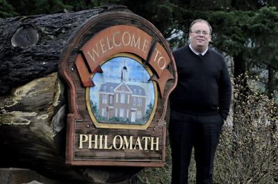 Philomath Express makes its debut (copy)