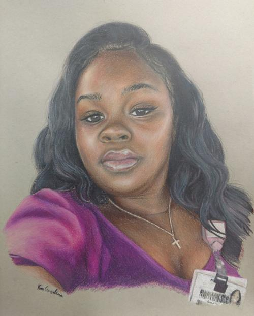 Artist Aims To Assist Family Of Breonna Taylor Local Democratherald Com