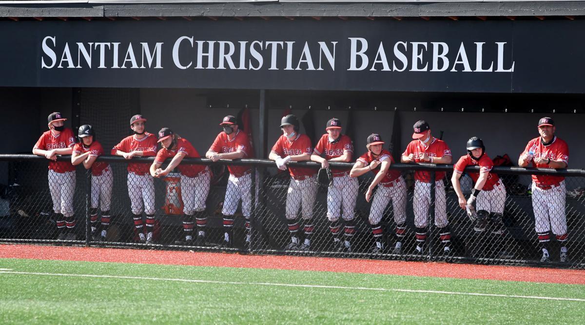 Gallery: Santiam Christian vs Creswell baseball 01