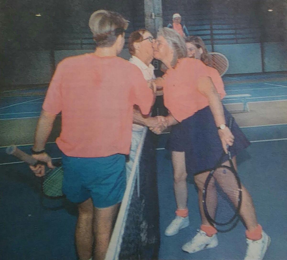Riggs match 1993