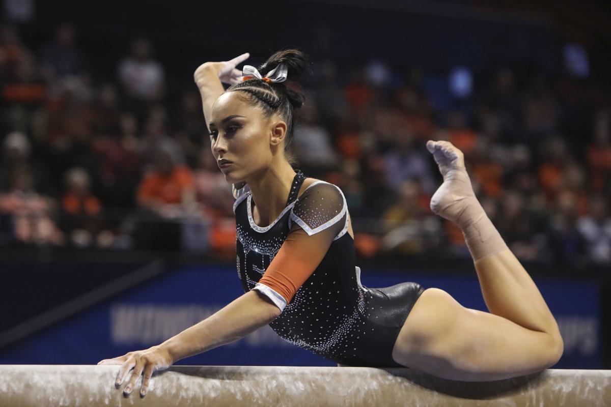 NCAA Corvallis Gymnastics Regional (copy)