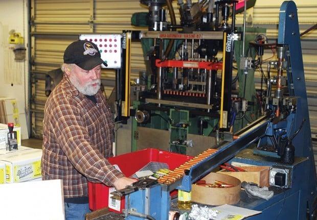 Business booming for Sweet Home shotgun pellet manufacturer   Local
