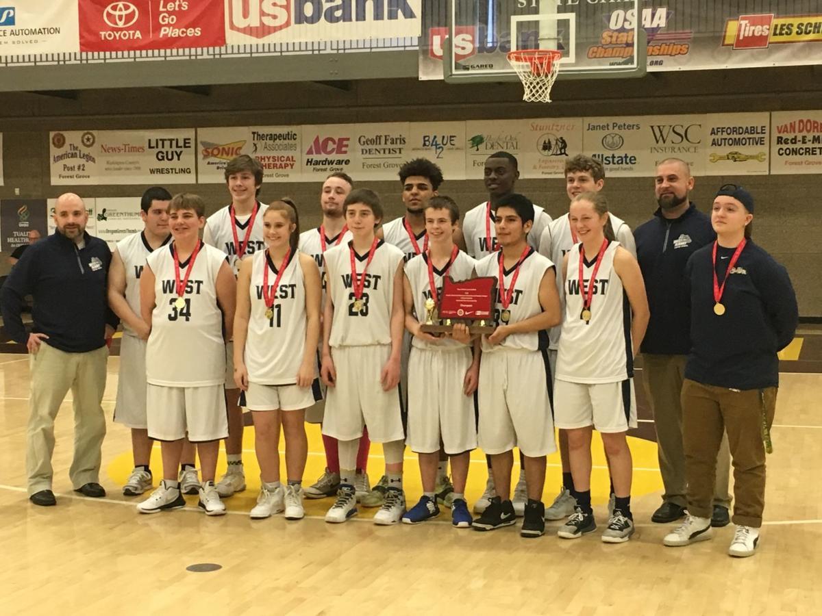 WA Unified Basketball