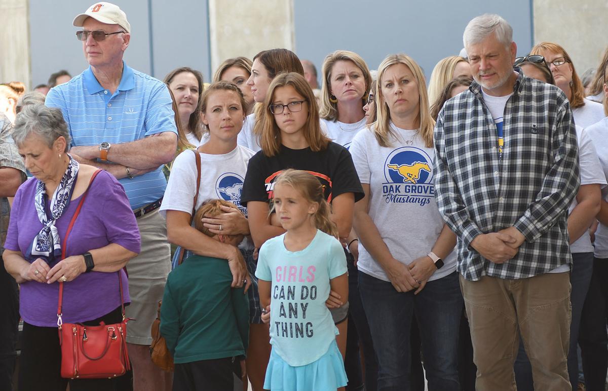 Gallery: Oak Grove Elementary School opening in Albany
