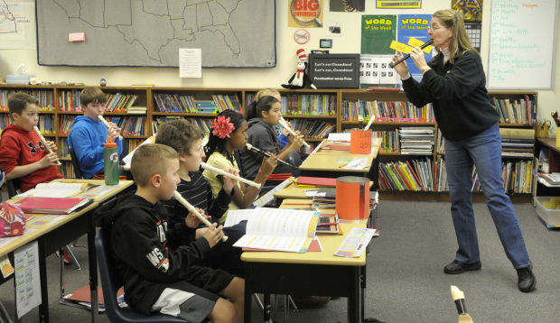 Oak Grove students to play with symphony   Education