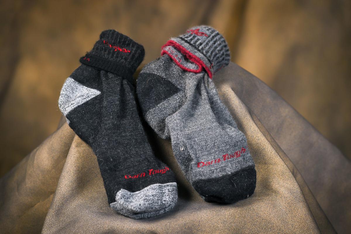 Outdoor gear guide socks