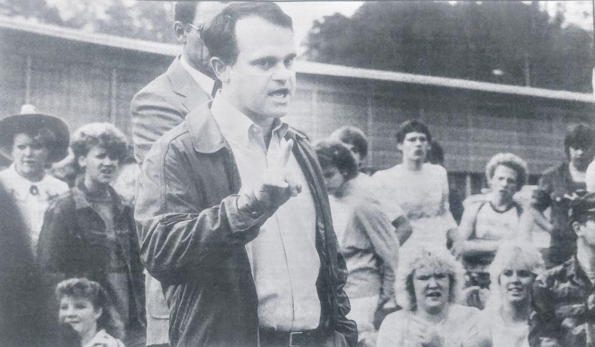John DeBoie, 1987