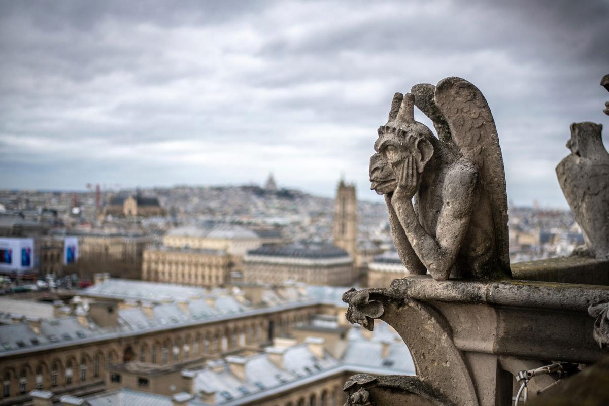 Notre Dame grotesques