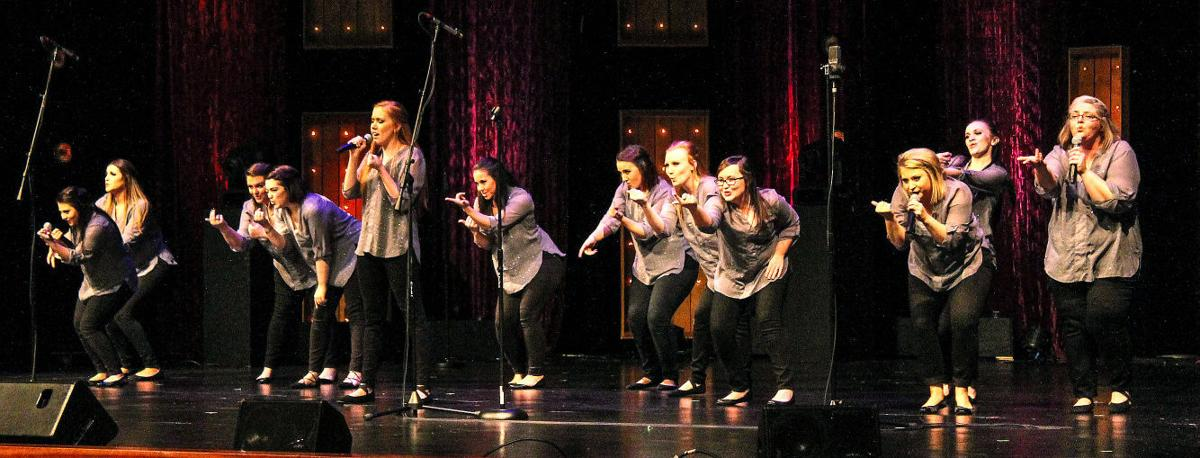 Vocal groups take the stage at the Majestic | Music