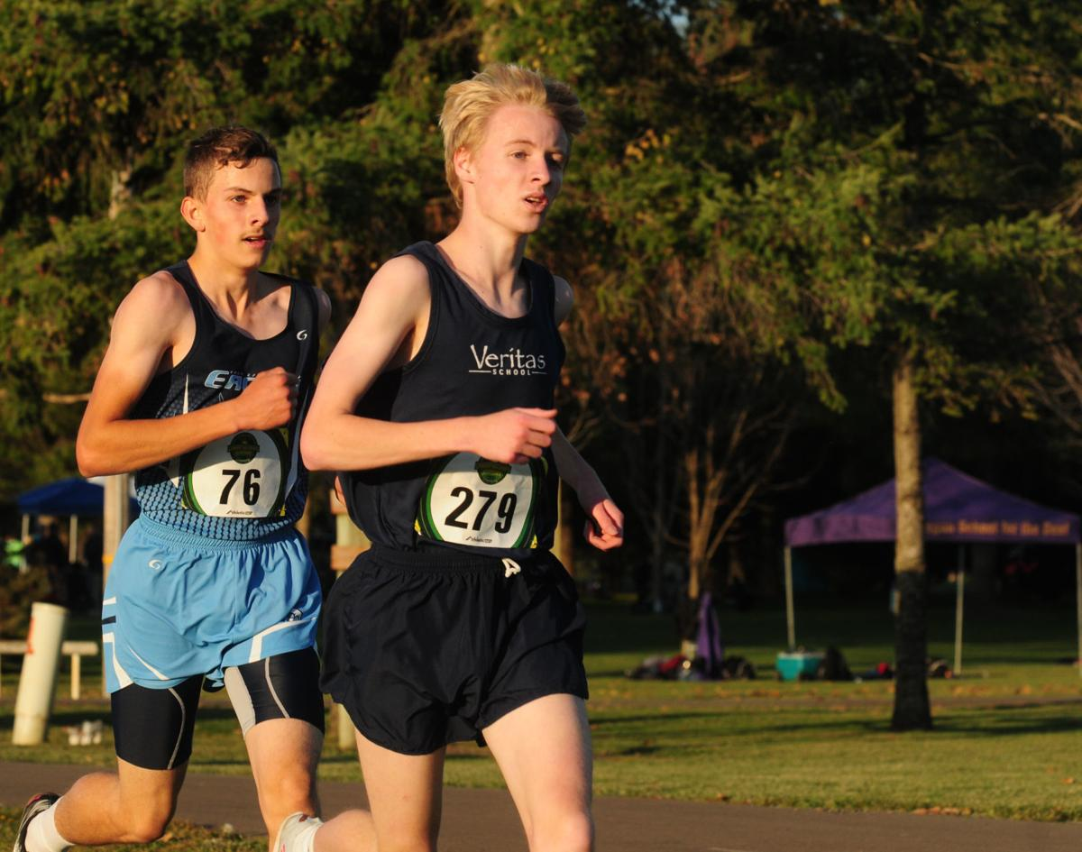 3A/2A/1A District cross country