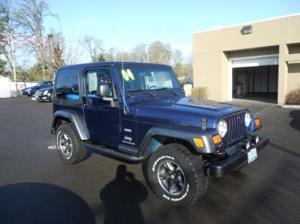 04 Jeep Wrangler
