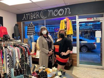 First Fridays - Amber Moon