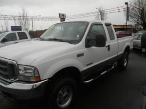 04 Ford 250