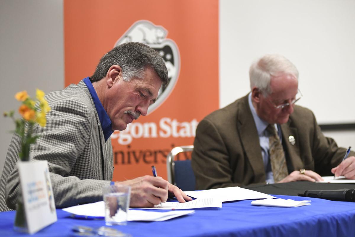 Degree Partnership Signing (copy)