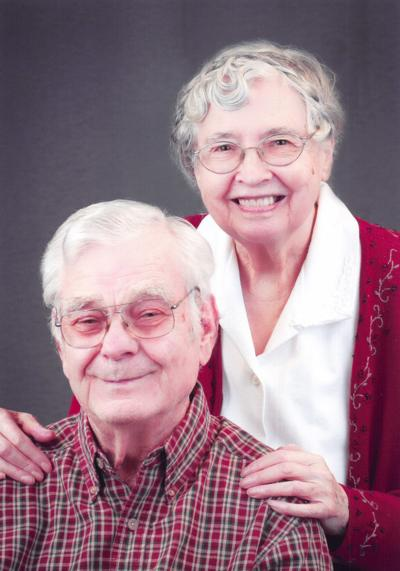 Edna and Daniel Widmer