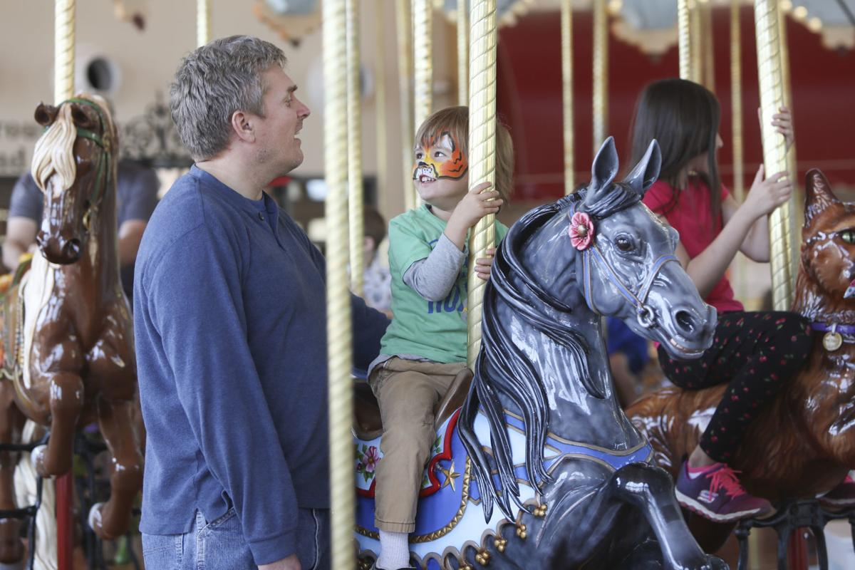 Two years at the Carousel