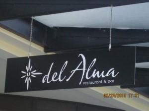 Welcome to del Alma