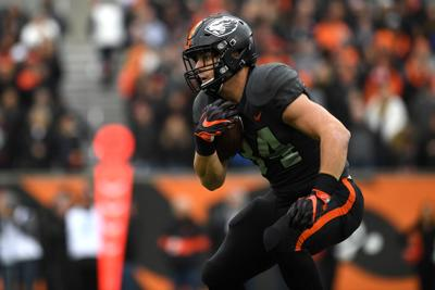 cheap for discount 53f46 1e66c OSU football: Ryan Nall has strong showing at pro day ...