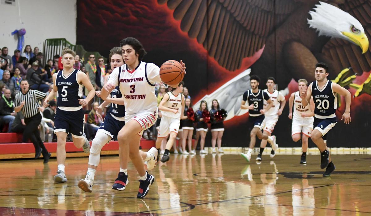 Gallery: Sanitam Christian vs Pleasant Hill basketball 01