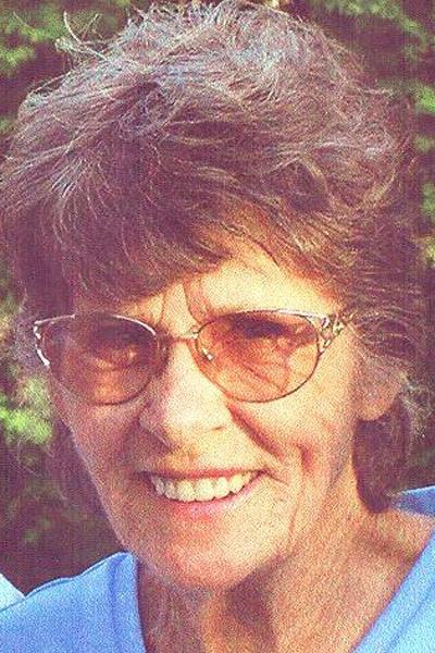 Martha Faye Kirk