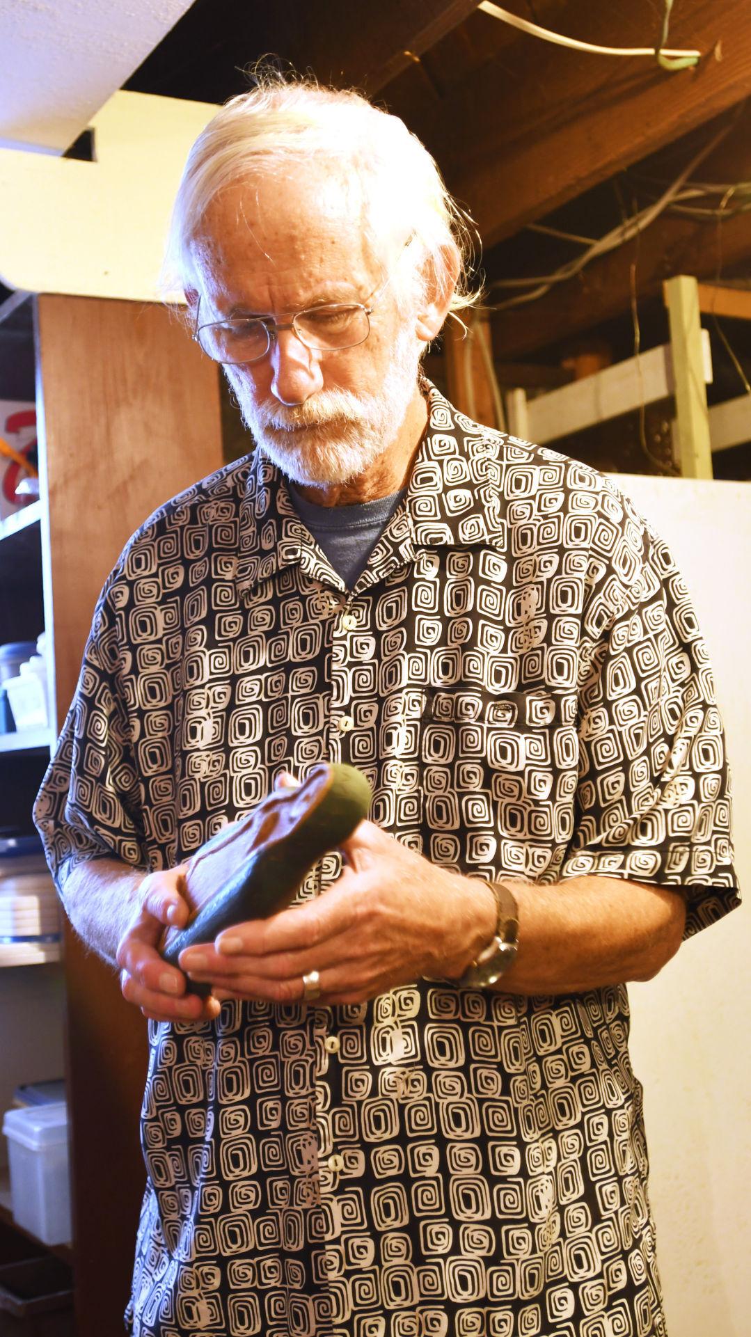 The Carver Richard Heggen