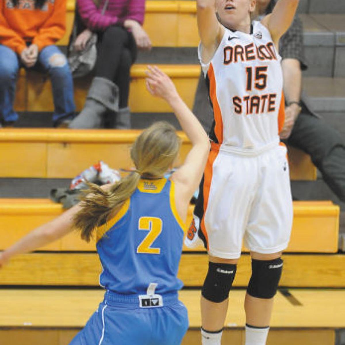 OSU women's basketball: Beavers want to finish road stretch