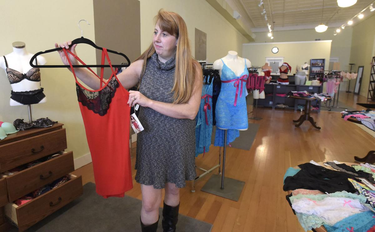 Lingerie shop opens in downtown Albany | Business | democratherald.com