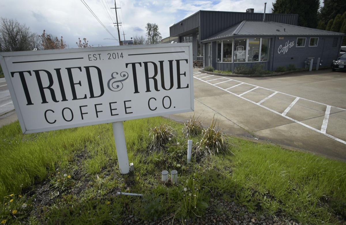 Tried True Opens Coffee Shop Business Democratherald Com