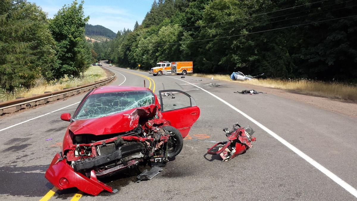 two seriously injured in highway 20 crash