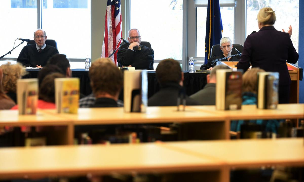 Judge Egan reflects on life at the Oregon Court of Appeals
