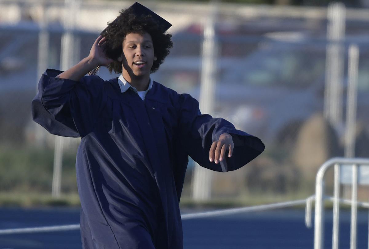 West Albany High School Graduation31