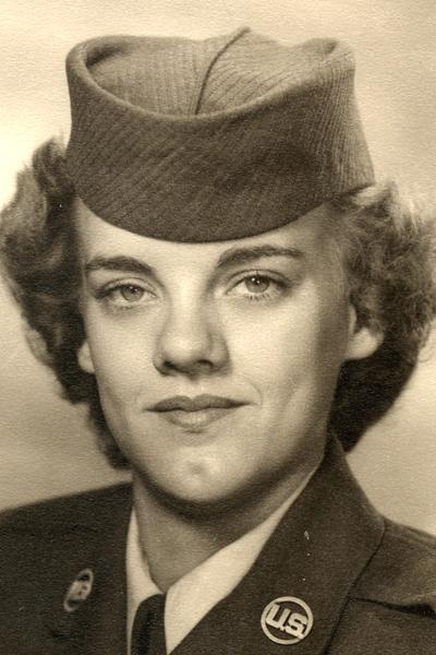 Hazel 'Mickey' Maxine Tidwell