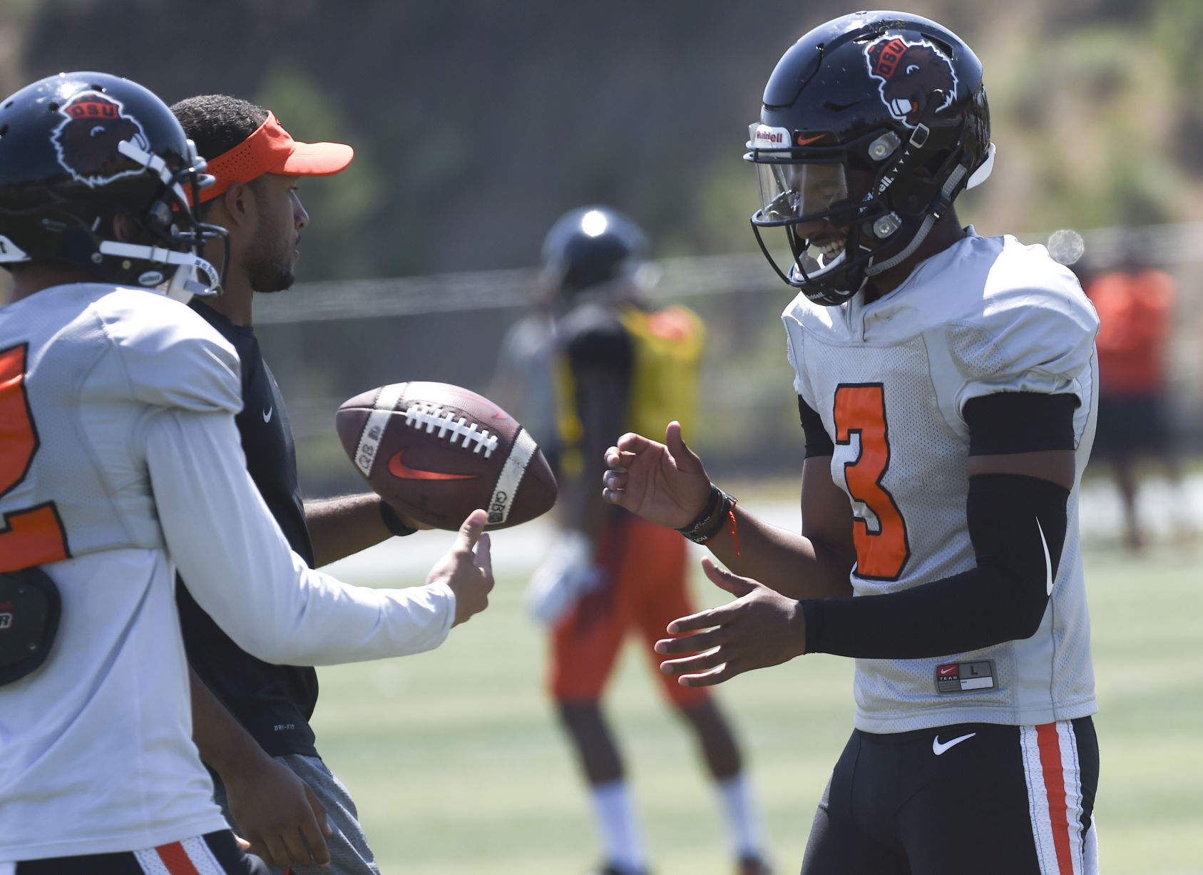 Junior quarterback Marcus McMaryion leaving Oregon State Beavers