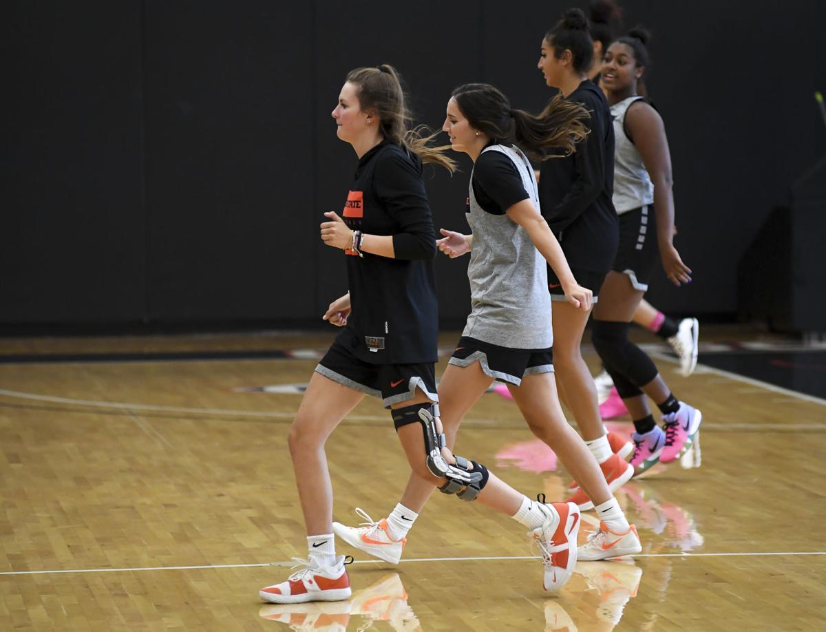 Gallery: OSU women's basketball practice 01