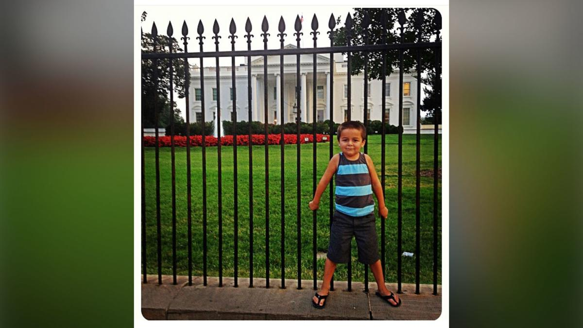 Jack at the White House