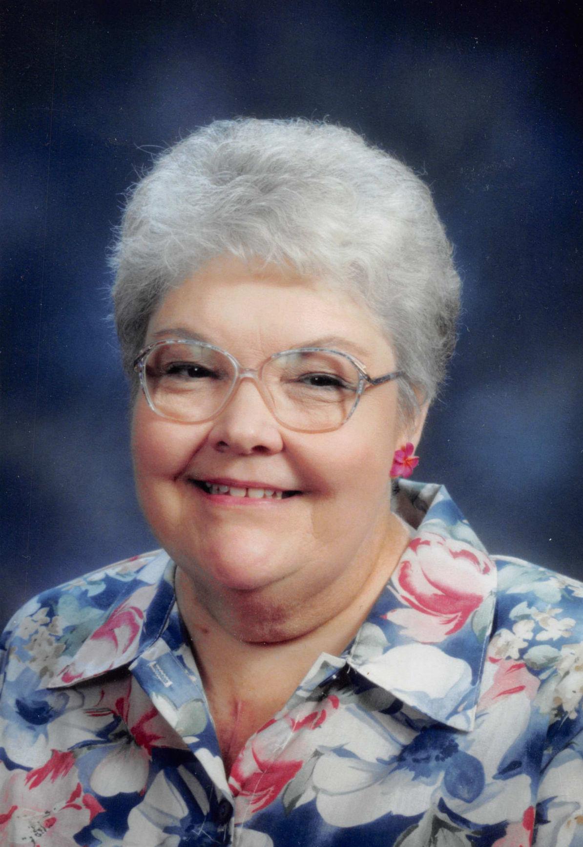 Carolyn Ruth Richey Anderson